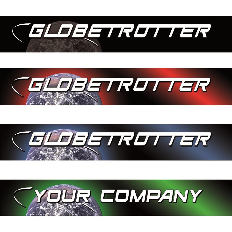 ADESIVO GLOBETROTTER FH 1 FH 2 FH 3 CABINA STD
